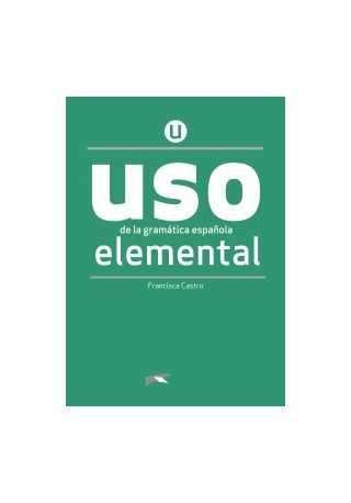 Uso de la gramatica-elemental + klucz online ed.2020