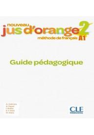 Jus d'orange nouveau 2 A1 przewodnik metodyczny