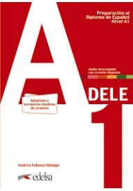 DELE A1 podręcznik + audio online ed. 2020