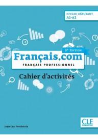 Francais.com debutant 3ed ćwiczenia A1-A2