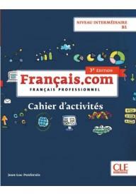 Francais.com intermediaire 3ed ćwiczenia