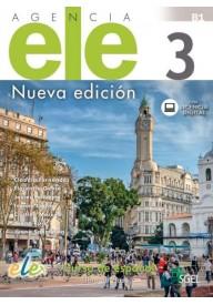 Agencia ELE 3 podręcznik nueva edicion