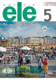 Agencia ELE 5 podręcznik nueva edicion