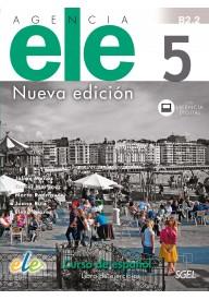 Agencia ELE 5 ćwiczenia nueva edicion