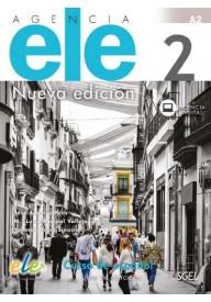 Agencia ELE 2 ćwiczenia nueva edicion