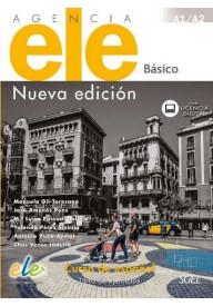 Agencia ELE Basico A1+A2 ćwiczenia nueva edicion