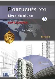 Portugues XXI 3 podręcznik + ćwiczenia + zawartość online