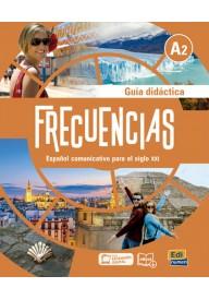 Frecuencias A2 przewodnik metodyczny