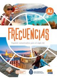 Frecuencias A2 podręcznik + zawartość online