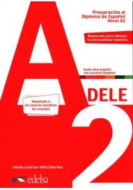 DELE A2 podręcznik + zawartość online ed. 2019