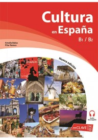 Cultura en Espana książka poziom B1-B2