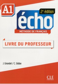 Echo A1 2ed przewodnik metodyczny