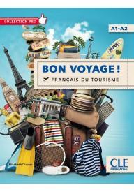 Bon Voyage! Francais du tourisme książka A1-A2