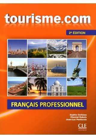 Tourisme.com 2ed podręcznik + CD audio
