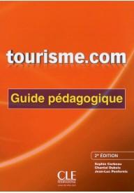 Tourisme.com 2ed przewodnik metodyczny