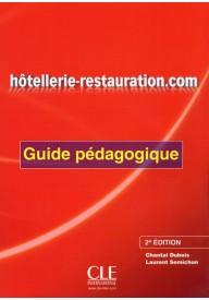 Hotellerie-restauration.com 2 edycja przewodnik metodyczny