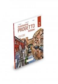 Nuovissimo Progetto italiano 2 ebook ćwiczenia B1-B2