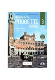 Nuovissimo Progetto italiano 3 ebook podręcznik C1