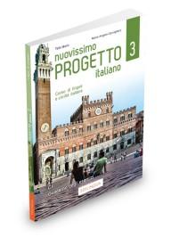 Nuovissimo Progetto italiano 3 ebook ćwiczenia C1