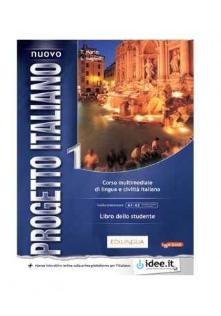 Nuovo Progetto italiano 1 ebook podręcznik