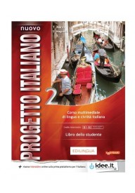 Nuovo Progetto italiano 2 ebook podręcznik