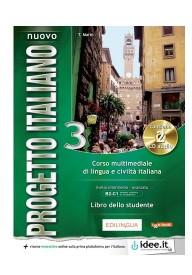 Nuovo Progetto italiano 3 ebook podręcznik