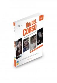 Via del Corso A1 ebook podręcznik + ćwiczenia