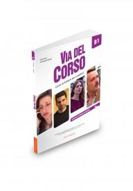 Via del Corso B1 ebook podręcznik + ćwiczenia