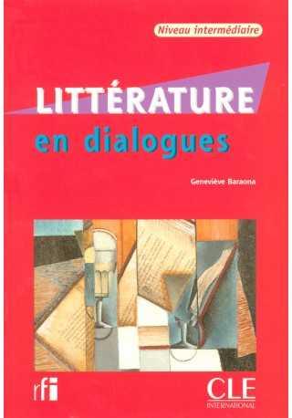 Litterature en dialogues + CD audio