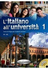 Italiano all'Universita 1 ebook podręcznik + ćwiczenia