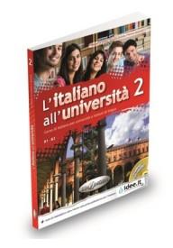 Italiano all'Universita 2 ebook podręcznik + ćwiczenia