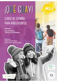 Que guay! A1.1 podręcznik + ćwiczenia