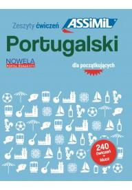 Portugalski dla początkujących 240 ćwiczeń + klucz