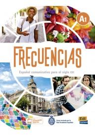 Frecuencias A1 podręcznik + zawartość online