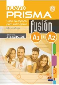 Nuevo Prisma Fusion EBOOK A1+A2 ćwiczenia