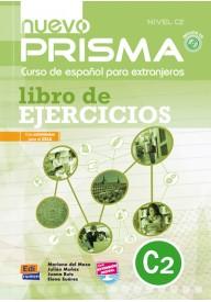 Nuevo Prisma EBOOK C2 ćwiczenia