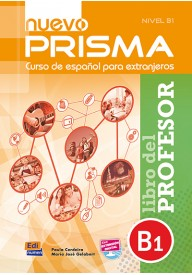 Nuevo Prisma EBOOK B1 przewodnik metodyczny