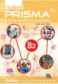 Nuevo Prisma EBOOK B2 podręcznik