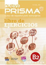 Nuevo Prisma EBOOK B2 ćwiczenia