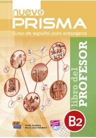Nuevo Prisma EBOOK B2 przewodnik metodyczny