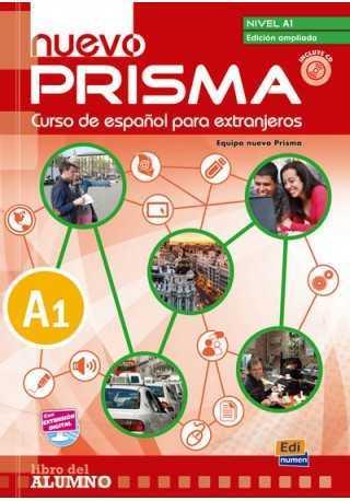 Nuevo Prisma EBOOK A1 podręcznik wersja rozszerzona