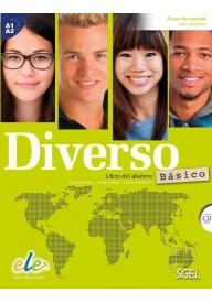 Diverso EBOOK Basico A1+A2 podręcznik