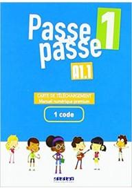 Passe-Passe 1 EBOOK Manual Numerique A1.1