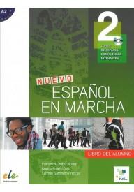Nuevo Espanol en marcha EBOOK 2 podręcznik + ćwiczenia