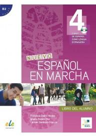 Nuevo Espanol en marcha EBOOK 4 podręcznik + ćwiczenia