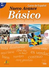 Nuevo Avance EBOOK basico A1+A2 podręcznik