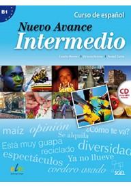 Nuevo Avance EBOOK intermedio B1 podręcznik