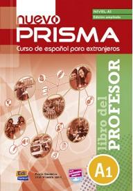 Nuevo Prisma EBOOK A1 przewodnik metodyczny wersja rozszerzona