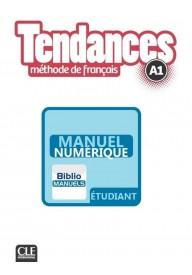 Tendances EBOOK A1 podręcznik