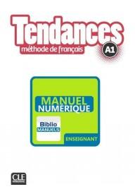 Tendances EBOOK A1 przewodnik metodyczny